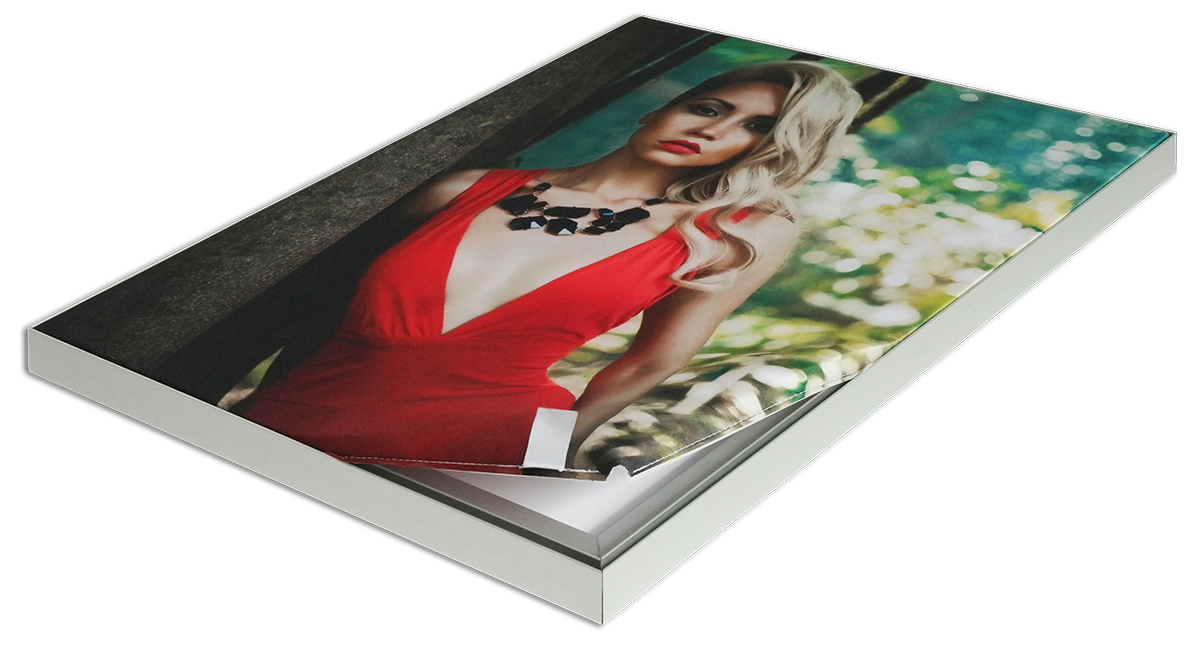 SEG Fabric Framing Systems for Frontlit Fabric Graphics